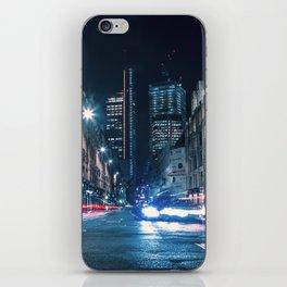 City Trails iPhone Skin