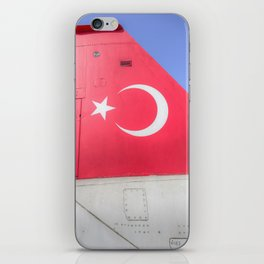 Turkish Air Force Logo iPhone Skin