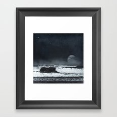 9th Nightwave Framed Art Print