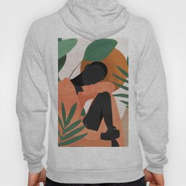 Tropical Girl 10 Hoody