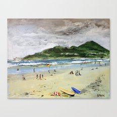 Byron by Syron Canvas Print