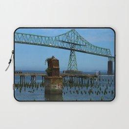 Megler Bridge -  Astoria Laptop Sleeve