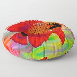 ANGEL FISH Floor Pillow