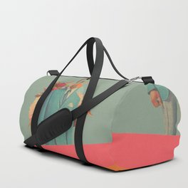 Absent Through my Adultness Duffle Bag
