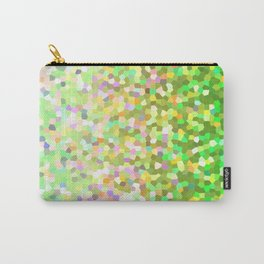 Mosaic Sparkley Texture G150 Carry-All Pouch