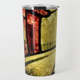 Lamplight Street Travel Mug
