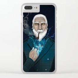 Human Maturin Clear iPhone Case