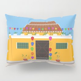 Hoi An, Vietnam Street Lanterns Pillow Sham