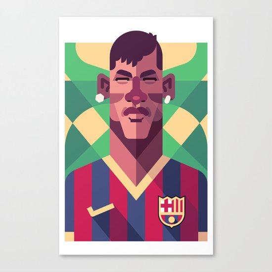 N11 | Blaugrana Canvas Print