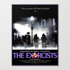 The Exorcists Canvas Print