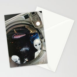 One Small Toke For Man Stationery Cards