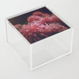 Pink Bellingrath Floral Acrylic Box