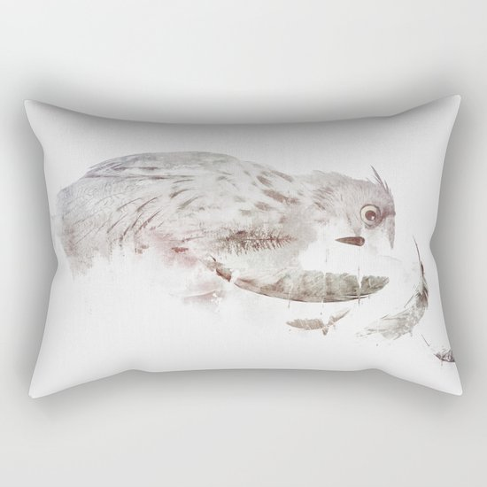 Fade-out Rectangular Pillow