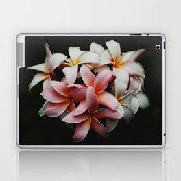 Flowers In The Dark Laptop & iPad Skin