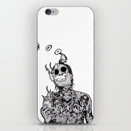 Wiz iPhone Skin