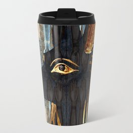 Anubis I Travel Mug