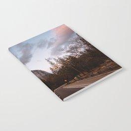 El Capitan Sunset Notebook