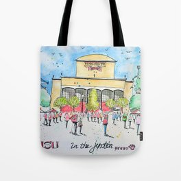 In the Junction Tote Bag