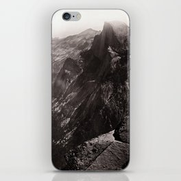 Half Dome, Yosemite Valley, California iPhone Skin