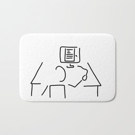 editor technical author script writer Bath Mat