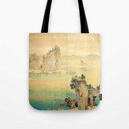 Good Omen - Yamamoto Shunkyo Tote Bag