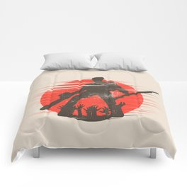 Wicked Rudeboy Comforters