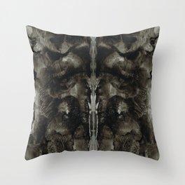 Rorschach Stories (28) Throw Pillow
