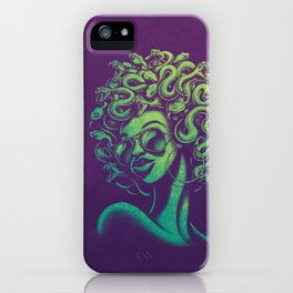 Funky Medusa iPhone Case