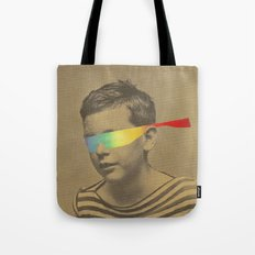 Occhiali cromodimensionali Tote Bag