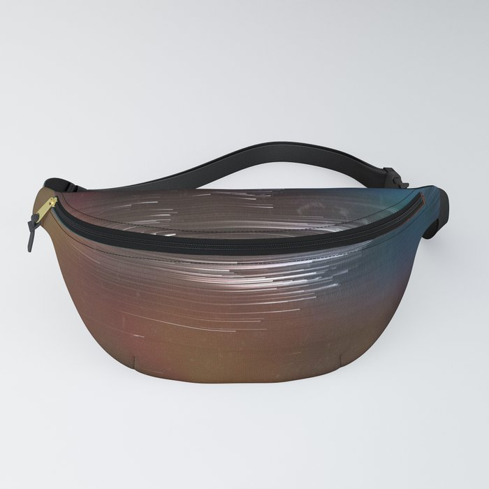 Ghosted Fanny Pack