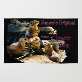Nature's Original Gossip Girls Rug