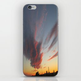 Scandinavian Sunsets - Ystad iPhone Skin