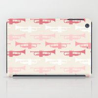 trumpet iPad Cases featuring Trumpet by Background Labs