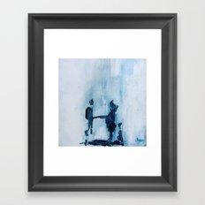 Moral Contemplations Framed Art Print