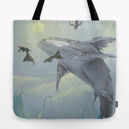 Celestial Travellers  Tote Bag