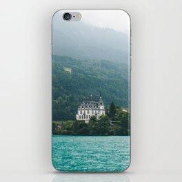 Iseltwald Switzerland iPhone Skin