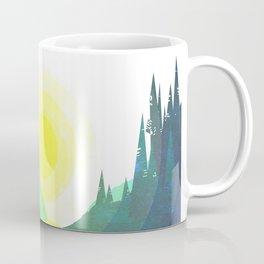 Mountain Calm Coffee Mug