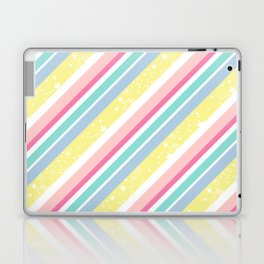 Party stripes Laptop & iPad Skin