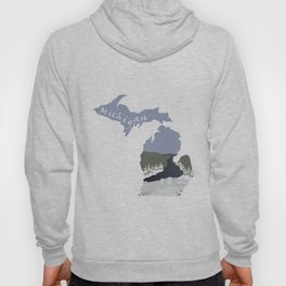 Michigan: Tahquamenon Falls Hoody
