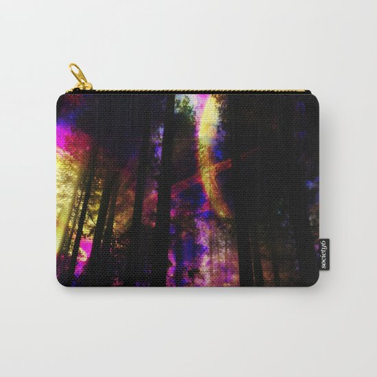 close your eyes and dream with me Carry-All Pouch