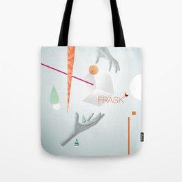 Frask - Hands Tote Bag
