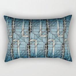 number 103 Rectangular Pillow