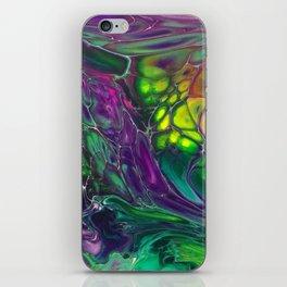 Fluid Color iPhone Skin