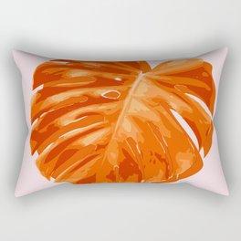 Monstera, Santa, SOMMAR Limited Edition #2 Rectangular Pillow