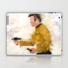 The Captain ( Splatter ) Laptop & iPad Skin