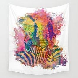 Benevolent Love Wall Tapestry