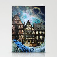 germany Stationery Cards featuring Impossible Germany by John Turck