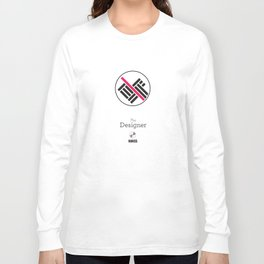 The Designer Long Sleeve T-shirt