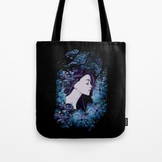 The Colorful Unknown Tote Bag