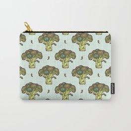 brilliant broccoli Carry-All Pouch